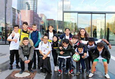 Fußball-Poetry Slam im DFB-Museum
