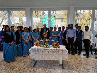 AFG begrüßt die Tamilische Schule