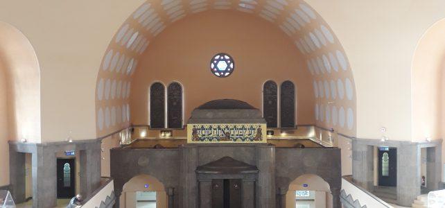 Schalom – Die Synagoge Essen öffnet ihre Türen für AFG-Schüler
