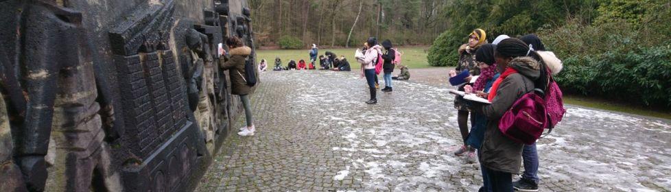 Projekt zum Anne-Frank-Tag