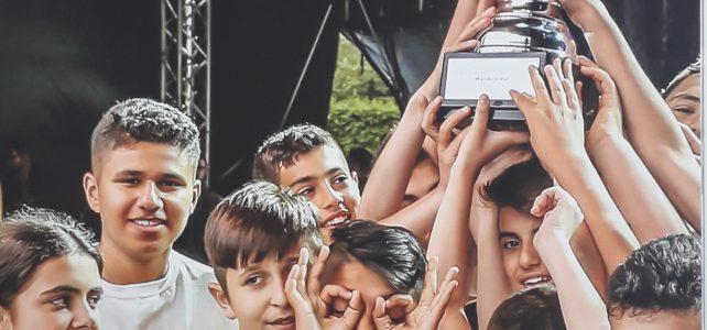 """""""Fußball trifft Kultur""""-Projekt zu Gast bei Thyssengas"""