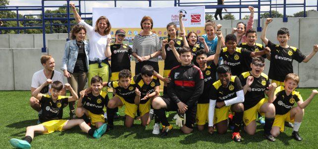 Fußball trifft Kultur – Abschlussturnier