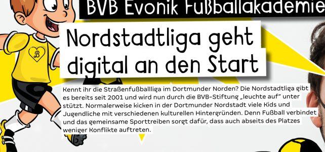 Die Nordstadtliga geht online: Seid dabei!