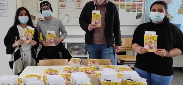 Bücherei Littfass feiert mit uns den Welttag des Buches
